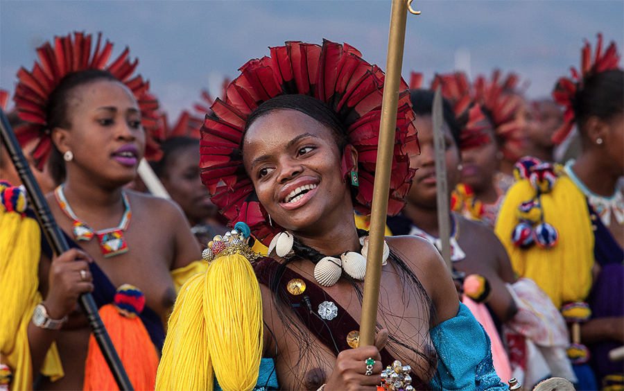 Her highness Princess Sikhanyiso Dlamini of Swaziland (born September 1, 1987) is the eldest daughter of King Mswati III of Swaziland. She is the first of his 30 children, and her mother is the first of King Mswati's 10 queens, Inkhosikati LaMbikiza (Sibonelo Mngometulu).