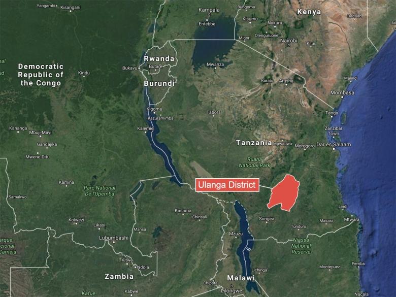 Ulanga District in Morogoro