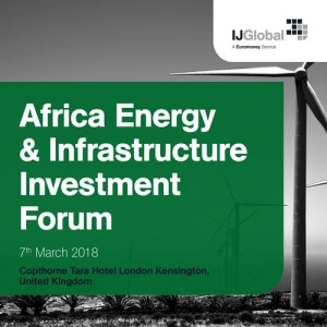 Africa Energy & Infrastructure Investment Forum