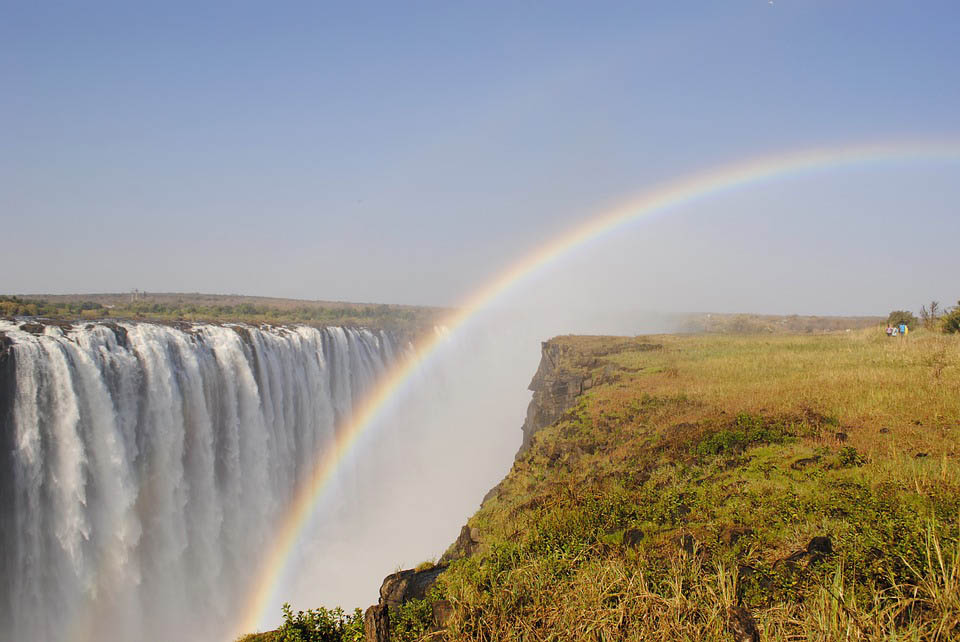 Zimbabwe inbound tourism hits record high